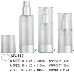 Airless Lotion Bottle AB-112