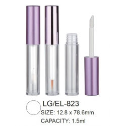 Plastic Cosmetic Round Lipgloss/Eyeliner Container