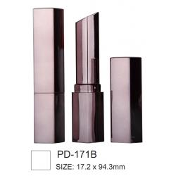 Square Shape Aluminium Lipstick Case