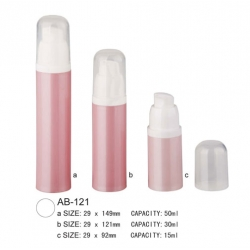 Airless Lotion Bottle AB-121