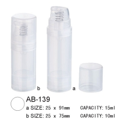 Airless Lotion Bottle AB-139