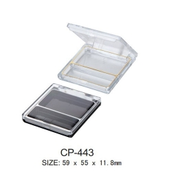 Square Cosmetic Compact CP-443