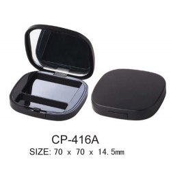 Square Cosmetic Compact CP-416A/B/C