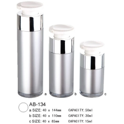 Airless Lotion Bottle AB-134