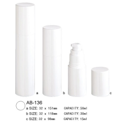 Airless Lotion Bottle AB-136