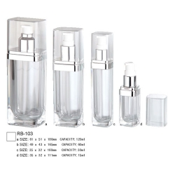 Airless Lotion Bottle RB-103