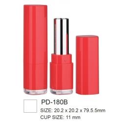 Square Plastic Lipstick Packaging