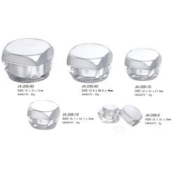 Acrylic Jar JA-205
