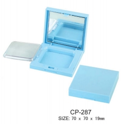 Square Cosmetic Compact CP-287