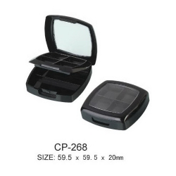 Square Cosmetic Compact CP-268