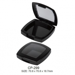 Square Cosmetic Compact CP-299