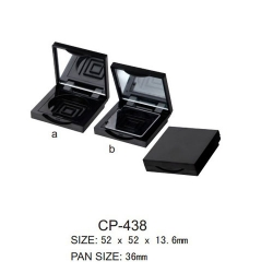 Square Cosmetic Compact CP-438