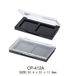 Square Cosmetic Compact CP-412A