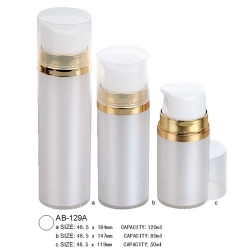 Airless Lotion Bottle AB-129A
