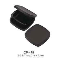 Square Cosmetic Compact CP-479