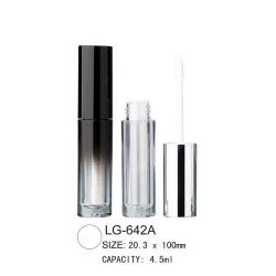 Round Lip Gloss Case LG-642A