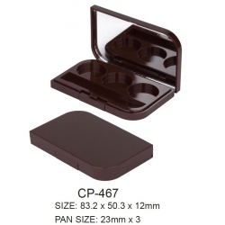 Square Cosmetic Compact CP-467