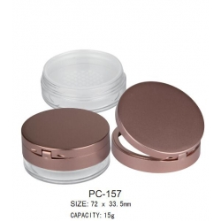 Cosmetic Loose Powder Container