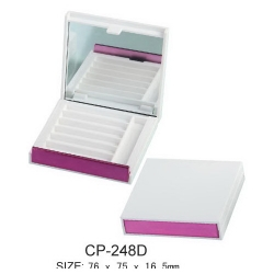Square Cosmetic Compact CP-248D