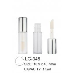 Empty Round Lip Gloss bottle