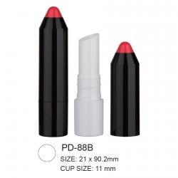 Round Plastic Lipstick Case