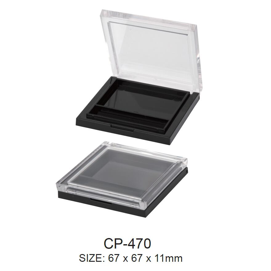 Square Cosmetic Compact CP-470