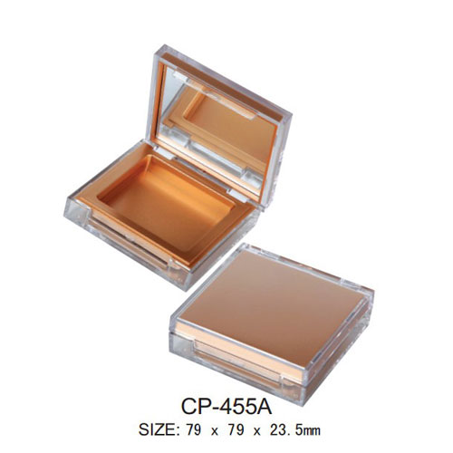 Square Cosmetic Compact CP-455A