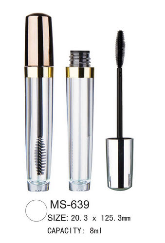 Round Mascara Tube MS-639