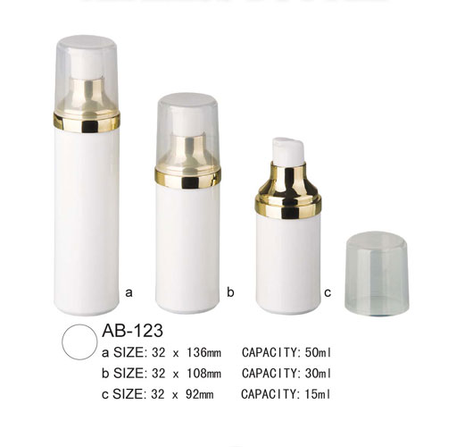 Airless Lotion Bottle AB-123