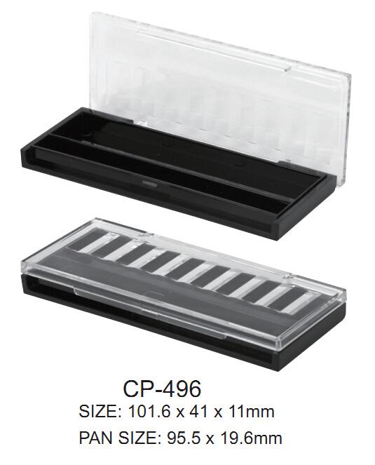 Cosmetic Compact Eyebrow Case