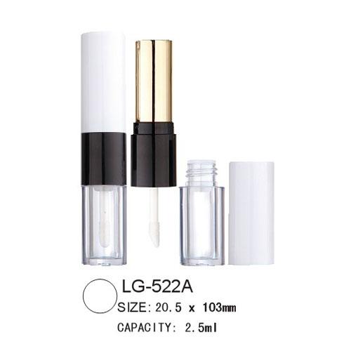 Dual Heads Lip Gloss Case LG-522A