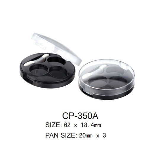 Round Cosmetic Compact CP-350A