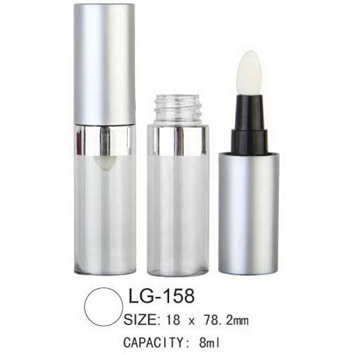 Round Lip Gloss Case  LG-158