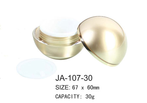 Acrylic Jar JA-107-30
