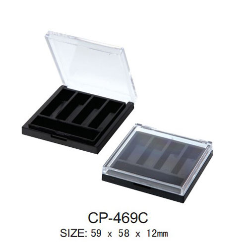 Square Cosmetic Compact CP-469C