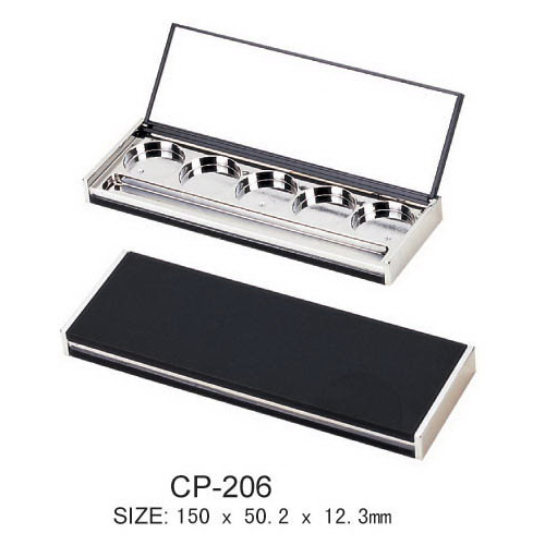 Square Cosmetic Compact CP-206
