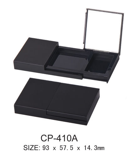 Square Cosmetic Compact CP-410A/B/C/D