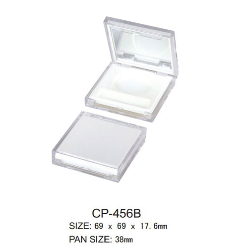 Square Cosmetic Compact CP-456B