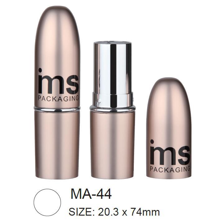 Aluminium Cosmetic Lipstick Case