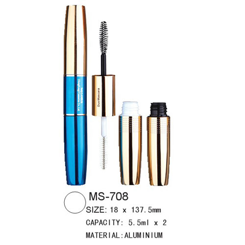 Dual Heads Mascara Tube MS-708