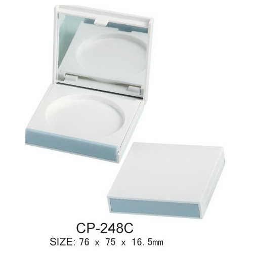 Square Cosmetic Compact CP-248C