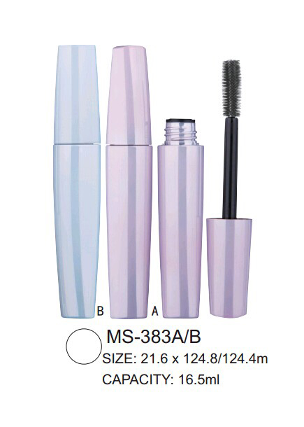 Round Mascara Tube MS-383A/B