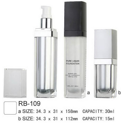 Airless Lotion Bottle RB-109