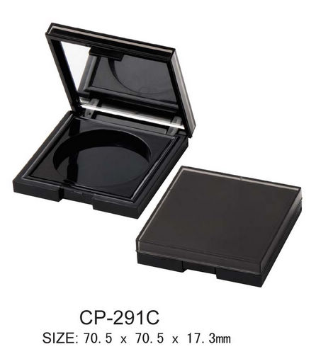 Square Cosmetic Compact CP-291C