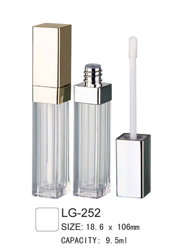 Square Lip Gloss Case LG-252