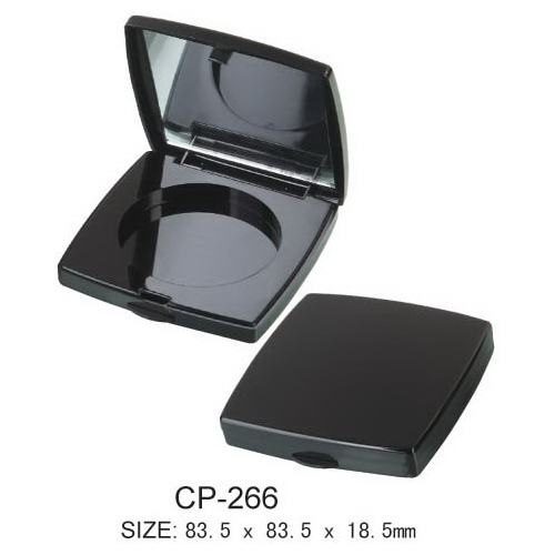 Square Cosmetic Compact CP-266
