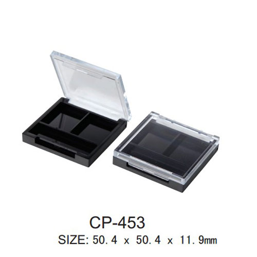 Square Cosmetic Compact CP-453