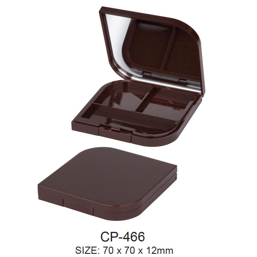 Square Cosmetic Compact CP-466