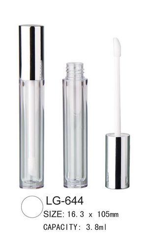 Round Lip Gloss Case LG-644