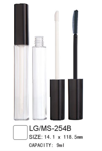 Square Mascara Tube LG-MS-254B